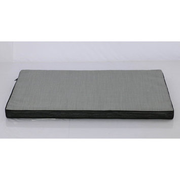 Gen7pets Small Cool Air Pad Color: Silver Lining, Size: Medium