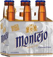 Montejo Cerveza Clara Beer