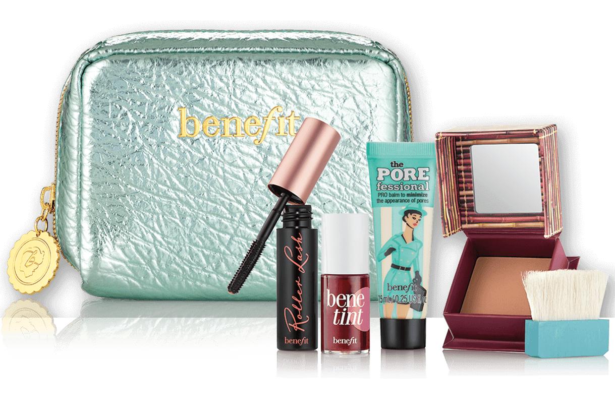 Benefit Cosmetics Work Kit, Girl! Work-day Essentials Makeup Kit