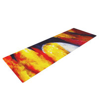 Kess Inhouse Into the Light by Rosie Brown Yoga Mat