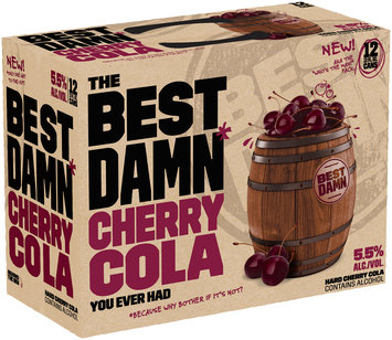 Best Damn Hard Cherry Cola 12-12 fl. oz. Cans