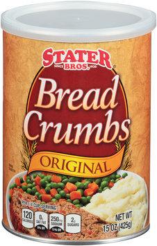 Stater bros® Original Bread Crumbs