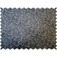 Stwd Breeze Fabric by the Yard Color: Dark Gray