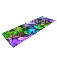Kess Inhouse Cellar Door by Claire Day Yoga Mat