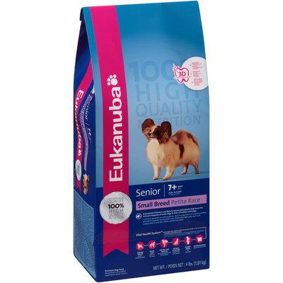 Eukanuba® Senior Small Breed Dog Food 4 lb. Bag