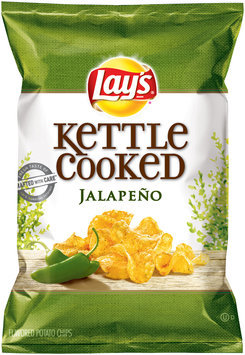 Lay's® Kettle Cooked Jalapeno Potato Chips