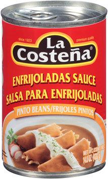 La Costena® Pinto Beans Enfrijoladas Sauce 14.8 oz. Can
