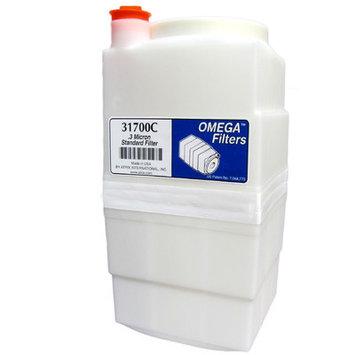 Atrix International Inc. Atrix International Vacuum Filters Omega Toner Filter in White 317001P