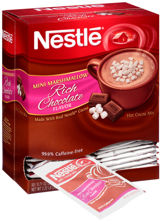 Nestlé® Mini Marshmallow Rich Chocolate Hot Cocoa Mix 5 Packets