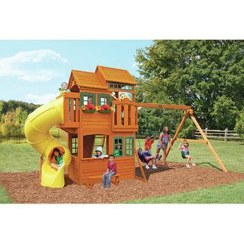 Big Backyard Playground Equipment. Grand Valley Retreat Playset
