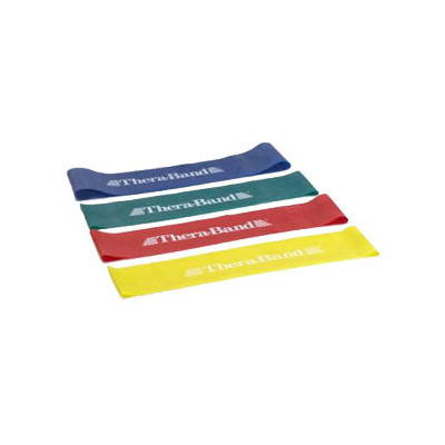 Yoga Direct Llc Thera-Band Professional Resistance Band Loops 18 inch