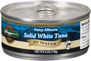 Haggen® Solid White Tuna In Water 6 Oz Can