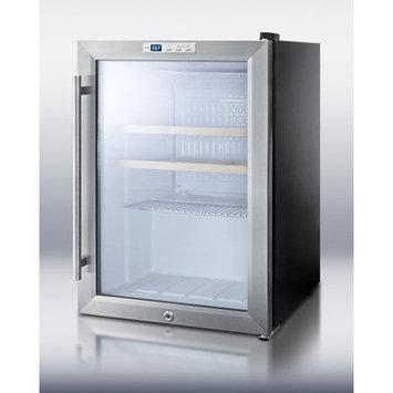 Summit Appliance Built-In 1/2 Keg Beer Dispenser SBC490BI