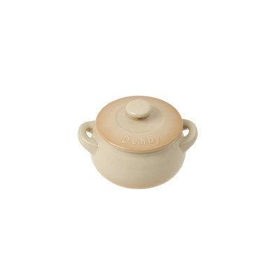 Denby Cook and Dine Barley Casserole/Bean Pot Size: 3.3