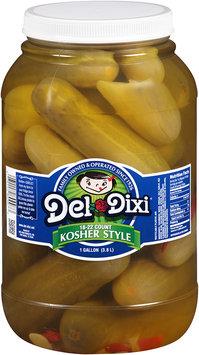 Del-Dixi® Kosher Style Pickles 1 gal. Plastic Jar