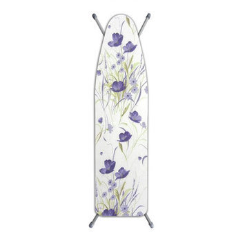 Laundry Solutions By Westex Deluxe Extra Thick Ironing Board Cover Poppy Lilac