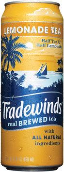 Tradewinds Lemonade Tea 23 fl. oz. Can