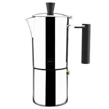 Magefesa Capri Stainless Steel 10 Cups Coffee Maker