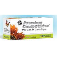 Premium Compatibles Black Toner Cartridge - Laser - 10000 Page - Black