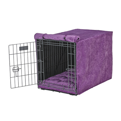 Bowsers Luxury Crate Cover Size: Large (25