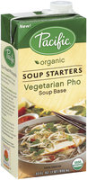 Pacific Organic Vegetarian Pho Soup Starters