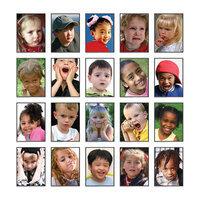 Carson-dellosa Publishing CARSON DELLOSA KE-845020 PHOTOGRAPHIC LEARNING CARDS FACIAL EXPRESSIONS