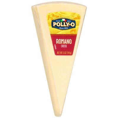 Polly-O Romano Cheese 5 oz. Wedge