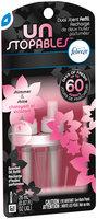 Febreze Unstopables™ Shimmer & Shine Dual Scented Oil Refill 0.87 fl. oz. Carded Pack