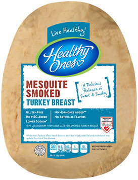 Healthy Ones™ Mesquite Smoked Turkey Breast