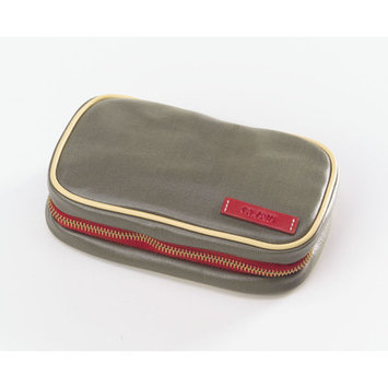 Clava 775016ARMY Carina Small Cosmetic-Toiletry Case - Army