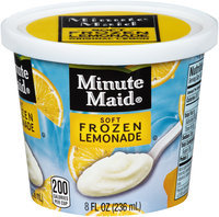 Minute Maid® Soft Frozen Lemonade