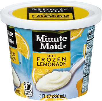 Minute Maid® Original Lemonade Soft Frozen Lemonade