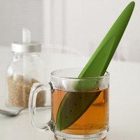 Kikkerland Leaf Tea Scoop and Infuser