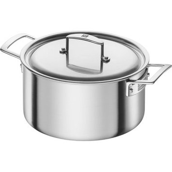 Zwilling J.a. Henckels 5.5-qt. Round Dutch Oven with Lid