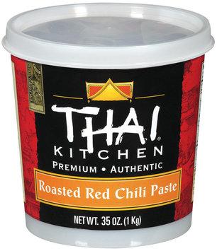 Thai Kitchen Food Service Roasted Chili Paste Food Service 35 Oz Tub