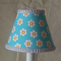 Silly Bear Poppy Love Table Lamp Shade