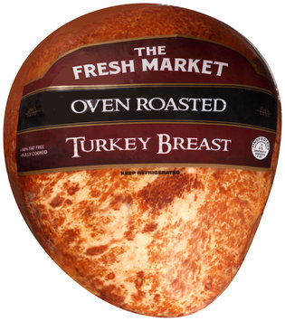 Jennie-O® The Fresh Market Oven Roasted Turkey Breast Package