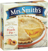 Mrs. Smith's® Deep Dish Peach Pie 48 oz. Box