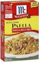 McCormick® Paella Rice Mix 8 oz. Box