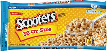 Malt-O-Meal® Scooters® Cereal 36 oz. Bag