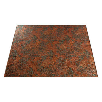 Fasade 23-3/4-in x 23-3/4-in Fasade Traditional Ceiling Tile Panel L59-11