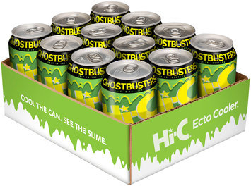 Hi-C® Ecto Cooler™ Citrus Drink 12–11.5 fl. oz. Cans