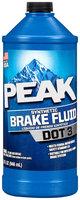 Peak® DOT 3 Synthetic Brake Fluid 32 fl. oz. Bottle