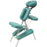 Best Massage Ultra Lightweight Custom Craftworks Melody Portable Massage Chair - Teal