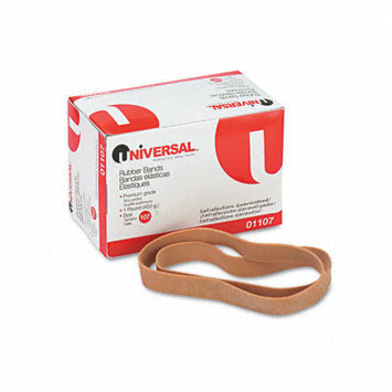 Universal Office Products Rubber Bands Universal Boxed, Size 107
