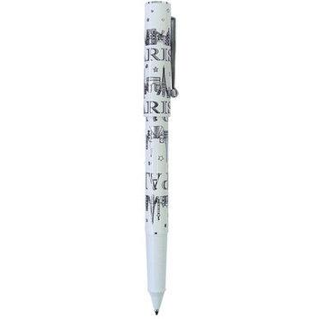 Mierco Paris Ballpoint Pen Color: Silver