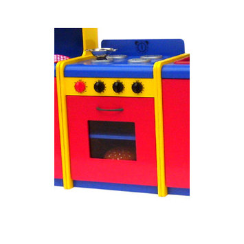 A+ Childsupply F8241CT 22 Fun and Colorful Stove