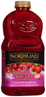 Northland® Cranberry Raspberry 100% Juice 64 fl. oz. Bottle