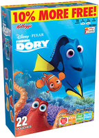 Kellogg's® Disney Pixar Finding Dory Assorted Fruit Flavored Snacks 22 ct Box