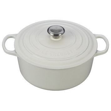Le Creuset Signature Collection Round French Oven, 5-1/2 quart